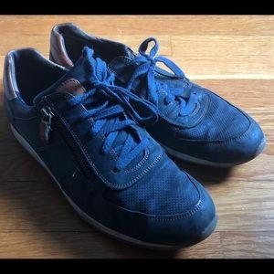Paul Green Sandy Sneaker - Navy
